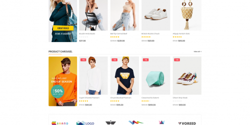 Remos - Free Fashion & Clothing Shopify Theme