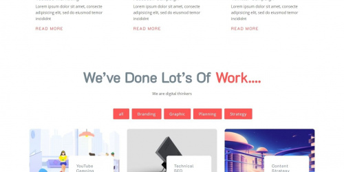 Business Consultant Finder - Free Modern & Professional WordPress Corporate Theme