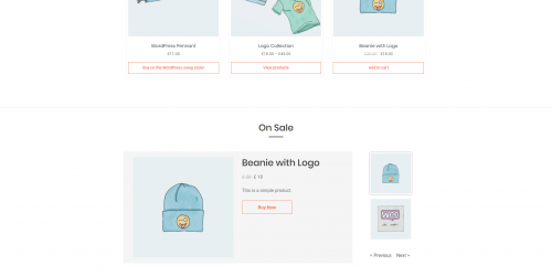 StoreDesign - Free Simple & Modern WooCommerce Theme