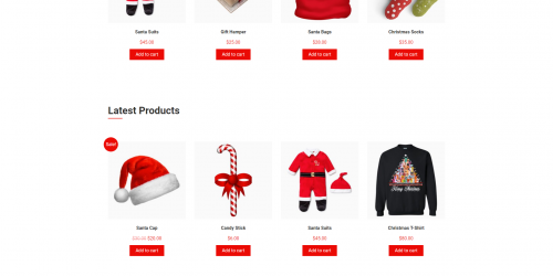 x-Store - Free Multipurpose & Holiday WooCommerce Theme