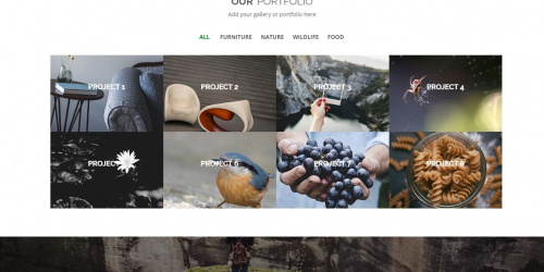 Prasoon - Free Modern WordPress Corporate Theme