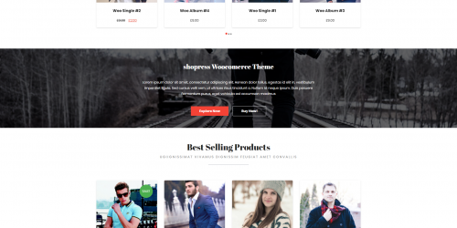 Shopress - Free Multipurpose & Responsive WooCommerce Theme