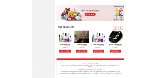 BB Ecommerce Store - Free Clean & Multipurpose WooCommerce Theme