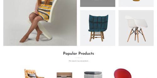Izabel - Free Clean & Simple WooCommerce Furniture Store Theme