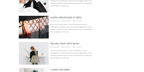 Ratio Blogger Template - Highly Responsive Magazine style look