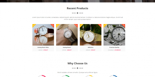 MetroStore – Free Simple and Clean WooCommerce Theme