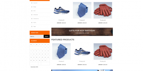Advance Ecommerce Store - Free Stylish & Engaging WooCommerce Theme