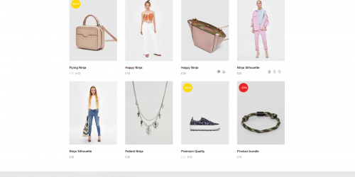Tet30 - Free Lightweight & Simple WooCommerce Theme