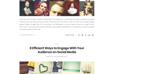 Conversion Blogger Template - Highly SEO Optimized