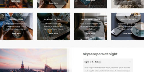 Kahuna - Free Elegant WordPress Business Theme