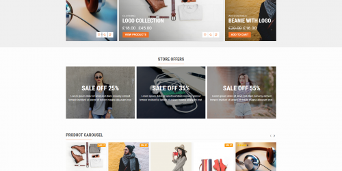Shopage - Free Multipurpose & Versatile WooCommerce Theme