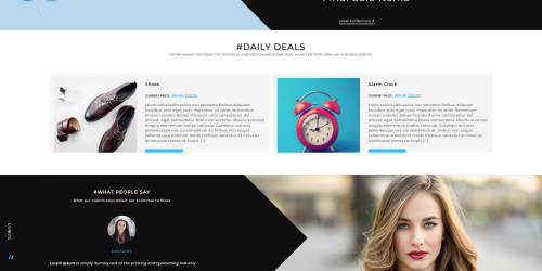 Ultimate Ecommerce Shop - Free Multipurpose & Elegant WooCommerce Theme
