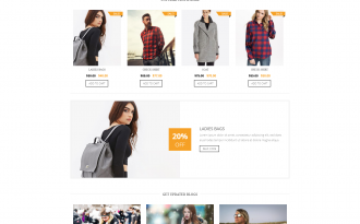 WP Store - Free Simple & Responsive WooCommerce Theme