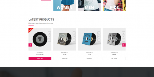 I-Craft - Free Simple & Multipurpose WooCommerce Theme