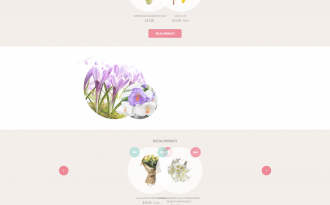 Fleur De Lis - Free Flower & Designs Shopify Theme