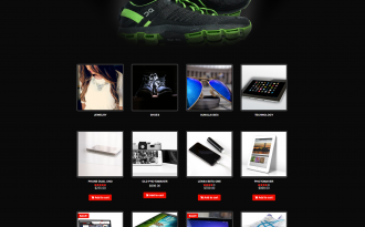 Gama Store - Free User-friendly & Simple WooCommerce Theme