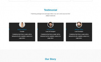 StartKit - Free Modern WordPress Corporate theme