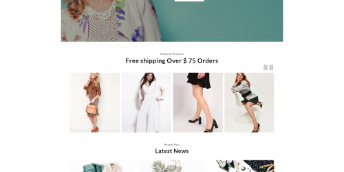 Congenial - Free Elegant & Stylish WooCommerce Theme
