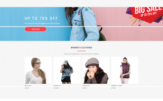 Shop Elite - Free Modern & Professional WooCommerce Theme