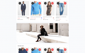 SuitUP - Free Fashion & Sportswear Shopify Theme