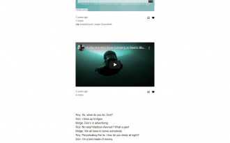 Written - Free Minimal Tumblr Blog Theme