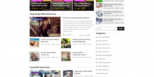 EditorialMag - Best WordPress Magazine Free Theme