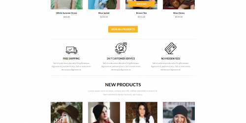 Gutenshop - Free Simple & Elegant WooCommerce Theme