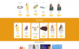 Business Store - Free Responsive & Multipurpose WooCommerce Theme