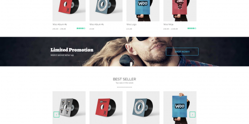 Simu-Store - Free & Powerful WooCommerce Theme
