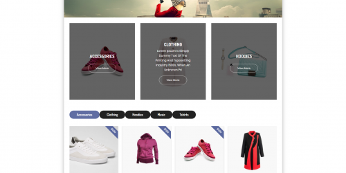 Popular eCommerce - Free Beautiful & Responsive WooCommerce Theme