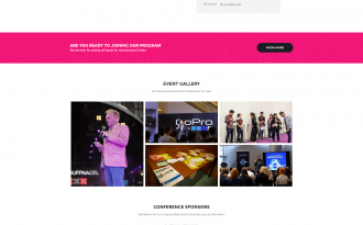 Livesay - Free Event & Conference WordPress Theme