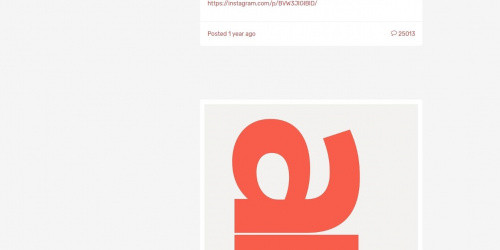 Rougir - Free Clean Tumblr Theme