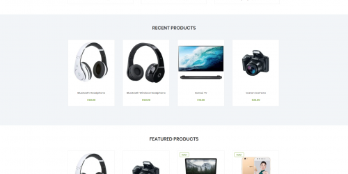 Digi Store - Free Flexible & Multilingual WooCommerce Theme