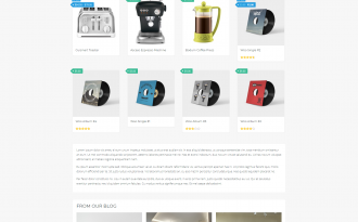 Trusted - Free Simple & Elegant WooCommerce Theme