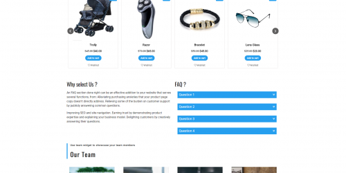 New York Business - Free Business & Professional WooCommerce Theme