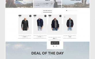 Styler - Free Apparel & Stylish Shopify Theme