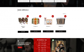Medical Supplements Store - Free Health & Multipurpose WooCommerce Theme