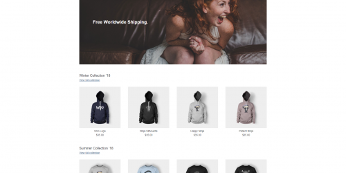 Cashier - Free Simple & Lightweight WooCommerce Theme