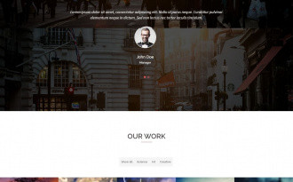 Sydney - Free Elegant Corporate WordPress Theme