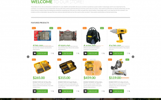 Tools - Free Tools & Equipment Shopify Theme