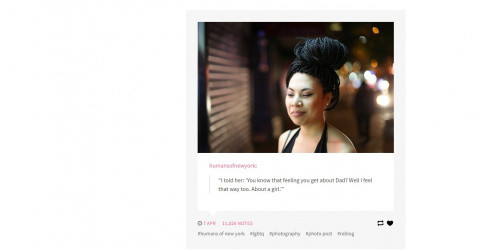 Nyssa - Free Modern Tumblr Blog Theme