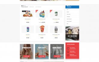 AP Milky - Free Responsive & Flexible Shopify Theme