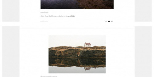 Labrador - Free Clean Tumblr Blog Theme