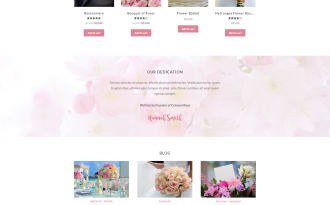 Crimson Rose - Free Colorful & Multipurpose WooCommerce Theme
