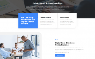 BizPower - Free WordPress Business Theme