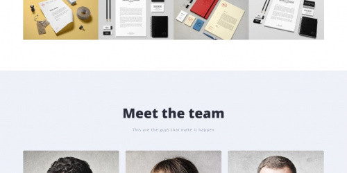 West - Free Modern & Responsive Corporate WordPress Theme