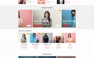 Shopical - Free Elegant and Multipurpose WooCommerse theme