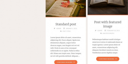 Verbosa - Free Elegant WordPress Blog Theme